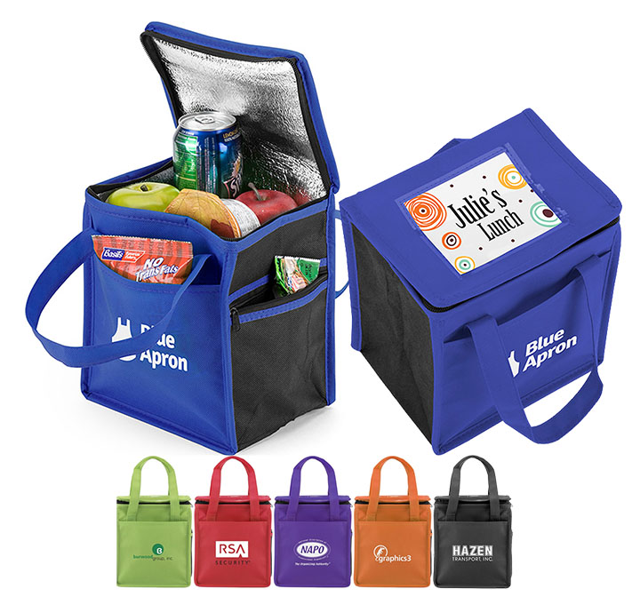 Non-woven ID Lunch Bag