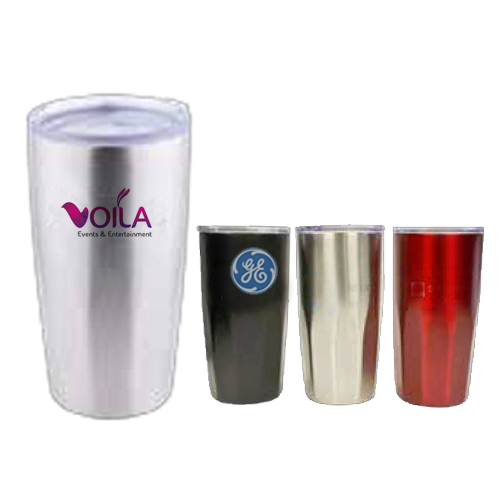 Uniquely Styled Stainless Steel Tumbler
