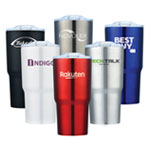 Shiny Stainless Steel  Double Wall Vacuum Tumbler