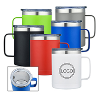 Classic Mug with Stainless Double Wall Vacuum Insulation