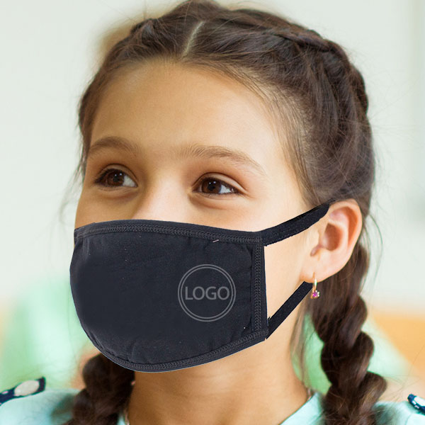 Youth Cotton Face Mask (3 ply)