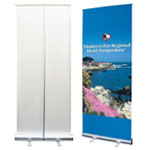 Basic Retractable Banner Stand