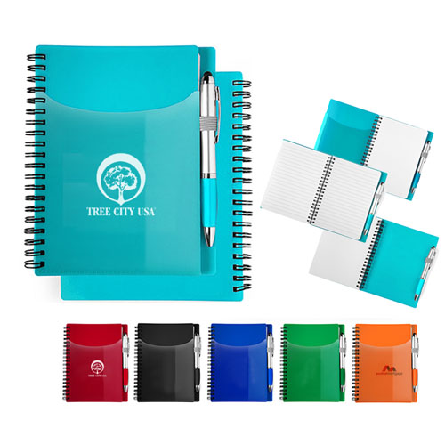 70 Pages Agenda Notebook Set