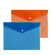 Letter Size Two Tone Poly Envelope