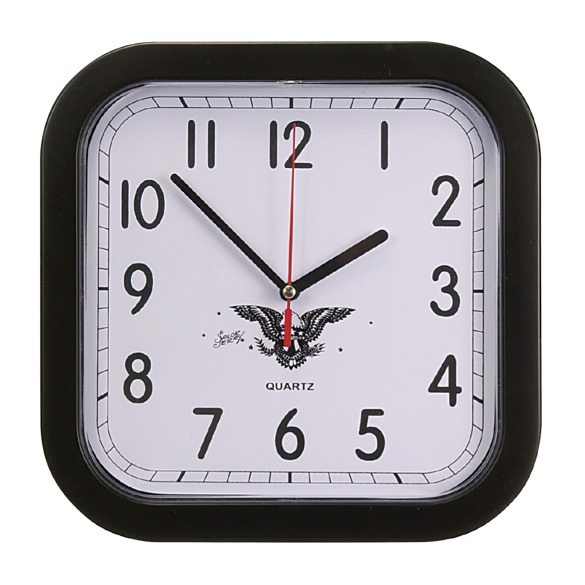 Rounded Square Wall Clock