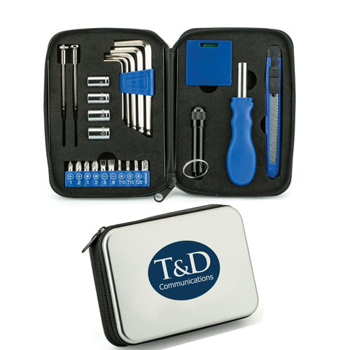 26 Piece Builder Tool Kit