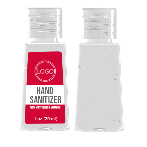 1 oz Hand Sanitizer Bottle